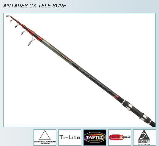Shimano Antares Tele