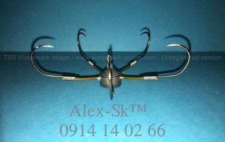 Lưỡi móng Alex